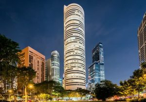 Alibaba buys 50% stake in Singapore office tower