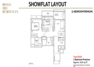 Irwell-hill-residences-2-bedroom-premium-showflat-layout