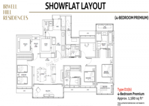 irwell-hill-residences-4-bedroom-premium-showflat-layout